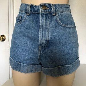 High waisted mom jeans size 24